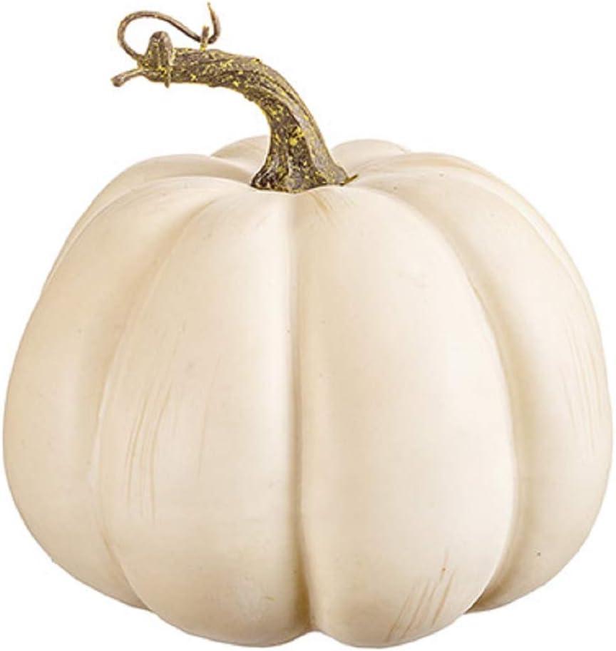 Darice 30108515 Pumpkin Cream 6-inch Height