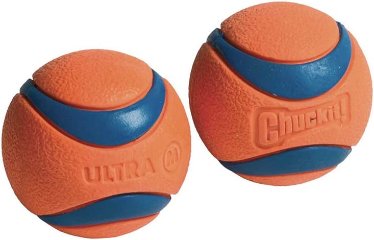 Chuckit Ultra Ball Medium - 2 Pelotas para Perros