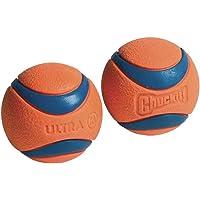 ChuckIt! Medium Ultra Balls 2.5 inch, 2-Pack