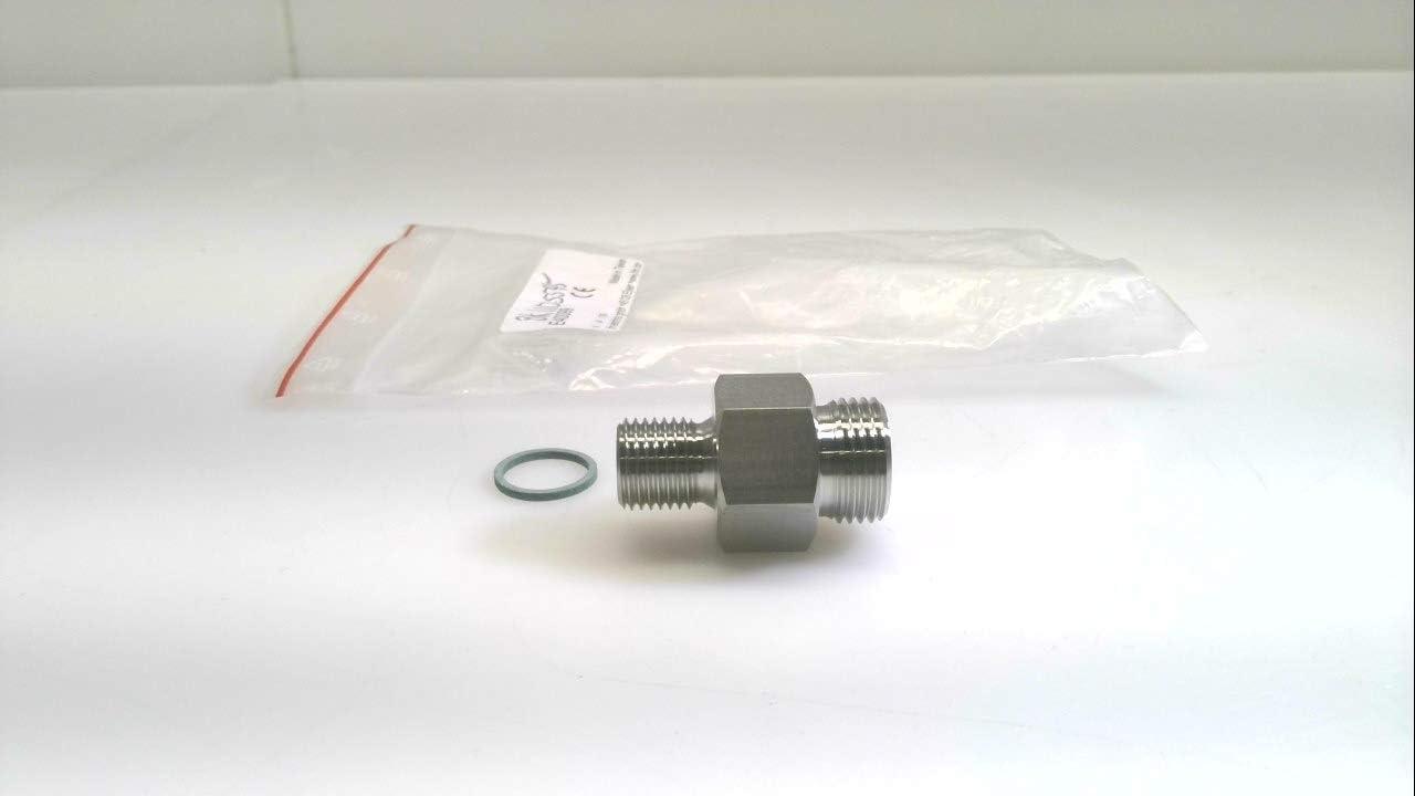 g 1//4 a para forma compacta tn//si-e40099 Adaptador de proceso IFM Electronic m18 x 1,5
