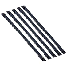 Dremel 8029 3-Inch Scroll Saw Blade, 5 Pack