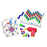 EDUCATIONAL INSIGHTS DESIGN & DRILL ACTIVITY CENTER (Set of 3)