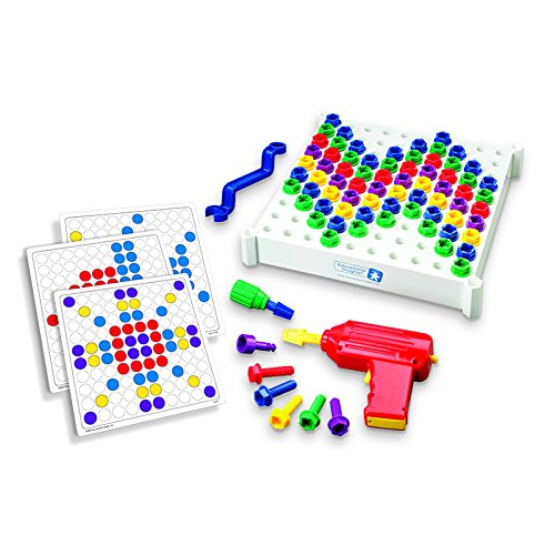 EDUCATIONAL INSIGHTS DESIGN & DRILL ACTIVITY CENTER (Set of 3) by Educational Insights