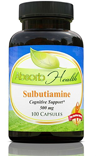 Sulbutiamine Nootropic Capsules Best Price