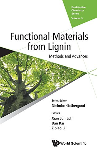 Functional Materials from Lignin: Methods and Advances (Sustainable Chemistry ()