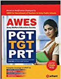 AWES (Army Welfare Education Society) PGT TGT PRT Complete Coverage Of (Part A) Chapterwise Theory With 2500+ MCQs