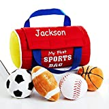 Personalized My First Playset for Baby (My First Sportsbag Playset)
