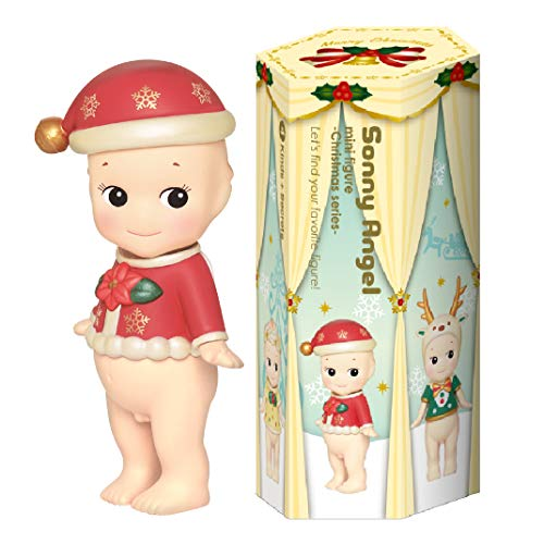 Sonny Angel Mini Figure Christmas 2018 Series - Limited Edition, 1 Assorted Blind Box