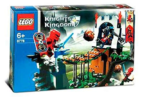 Lego Knights Kingdom Border Ambush, 8778, 178 Pieces (Lego Knights Kingdom Santis)