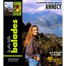 Plus belles balades: Annecy