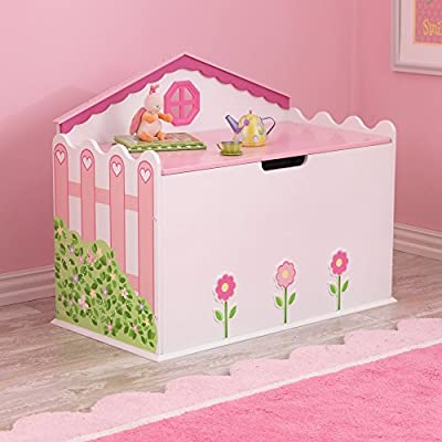 KidKraft Dollhouse Toy Box - 76258