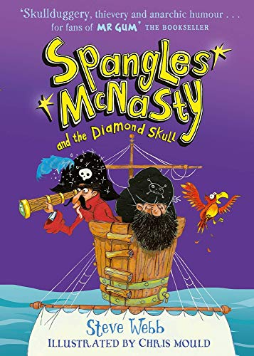 Spangles McNasty and the Diamond -