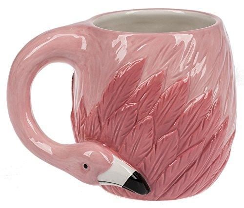 Midwest CBK 16 Ounce Ceramic Flamingo Mug by Midwest-CBK