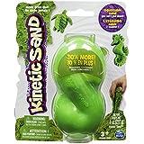 Kinetic Sand, 8oz Neon Lime Green