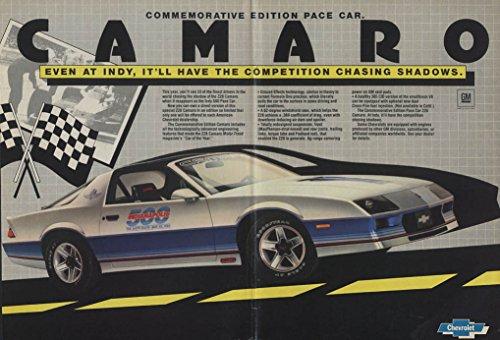 1982 camaro pace car - 8