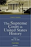 Image of The Supreme Court in United States History, Vol. 2: 1821-1855