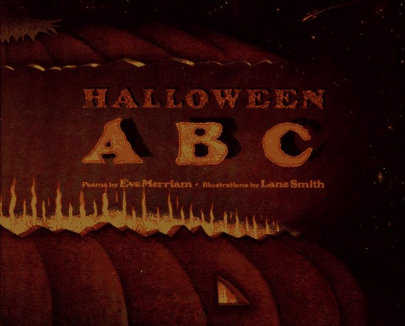 Halloween ABC -