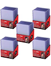 Ultra Pro 3x4 Top Loaders 100 ct by Ultra Pro - Plus 100 Free Card Sleeve Promo Pack (1 Pack)