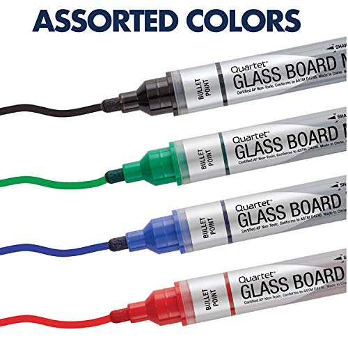 Quartet Glass Whiteboard Markers, Dry Erase Markers by Quartet (Image #7)