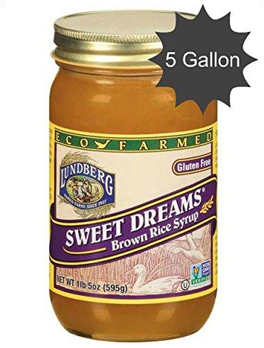 Lundberg Eco-farmed Brown Rice Syrup - 5 Gallon by Lundberg