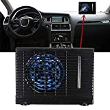 Universal DC12V Portable 12v Cold Water Air Conditioning Fan Refrigerator Car Accessories for Car and Car Travel
