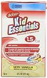kid essentials - Boost Kid Essentials 1.5 Nutritionally Complete Drink, Very Vanilla, 8 fl oz Box, 27 Pack