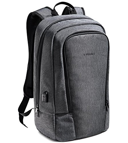 Professional Men's Leather Business Backpack: Amazon.com
