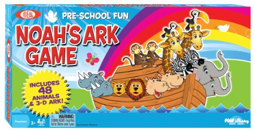 Ideal 0C308 Noahs Ark Game