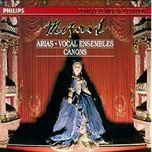 Mozart: Arias, Vocal Ensembles & Canons (Philips Complete Mozart Edition, Vol. 23)