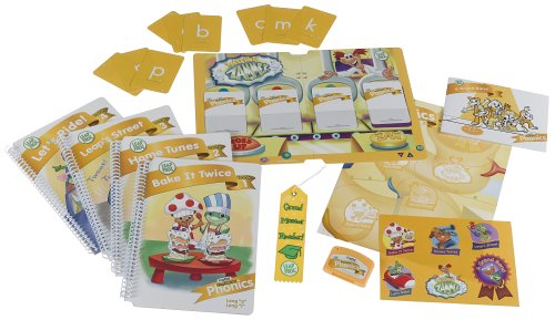 LeapFrog Easy Reader Phonics Kit 3 by LeapFrog (Image #1)