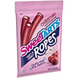 SweeTARTS Soft and Chewy Ropes, Cherry Punch, 3
