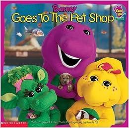 Barney's Christmas Wishes / Los deseos de Navidad