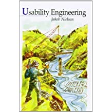 Usability Engineering by Jakob Nielsen (1993-09-23)