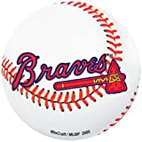 "Atlanta Braves Official MLB 4.5""x6"" Car Magnet by Wincraft"