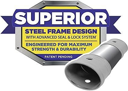 Bestway 56420 – Steel Pro Max – Piscina exterior redonda, 366 x ...