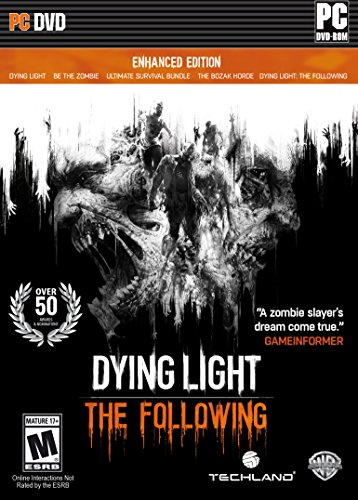 Dying Light: The Following - Enhanced Edition [Online Game Code]
