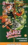 Jojo's Bizarre Adventure, tome 17 : L'Amoureux terrible par Araki