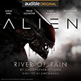 img - for Alien: River of Pain: An Audible Original Drama book / textbook / text book