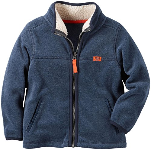 Carter's Baby Boys' Knit Layering 225g623, Navy, (Carters Toddler Knit)