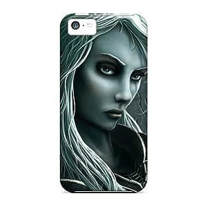 New Elf 3 Tpu Case Cover, Anti-scratch Vxv8574cbUD Phone Case For Iphone 5c