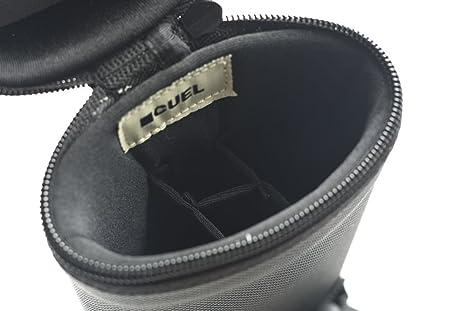 Tragegriff und Seitentasche f/ür Billardzubeh/ör mit Schultergurt Cuel Billard-K/öcher Sport Silber 1//1 f/ür Pool-Billard-Queues