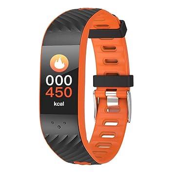 Hswt Pulsera De Actividad Inteligente Mujer Ciclo Fisiológico Pulsera De Fitness Frecuencia Cardiaca Bluetooth Impermeable Rastreador De Actividad Reloj ...