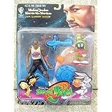 1997 Space Jam Action Figure - Michael Jordan & Marvin The Martian