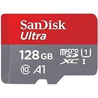 Fesjoy Cartão Micro Sd, Cartão Micro Tf 16G/32G/64G 98Mb/S para Samsung e mesa 128G