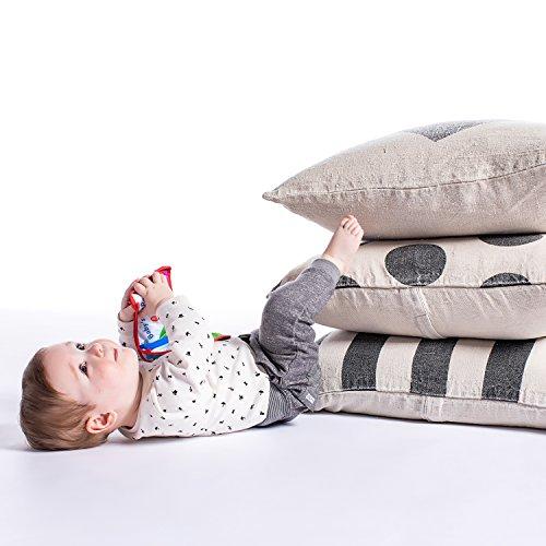 51K7JBiS3BL - Baby Einstein Explore and Discover Soft Book Toy