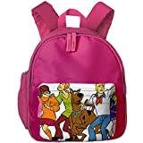 Toddler Kids Scooby Doo Pre School Schoolbag Shoulder Bags Pink