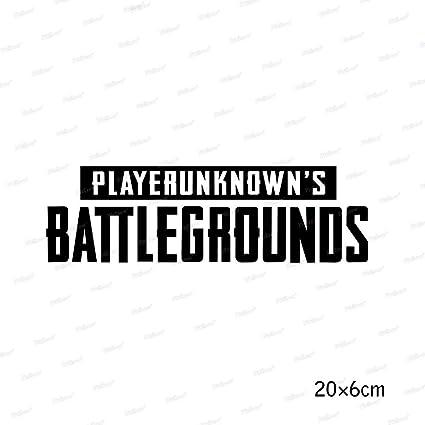 1PC 25 * 20cm PUBG Playerunknown's Battlegrounds Winner