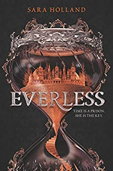 Everless Book Cover