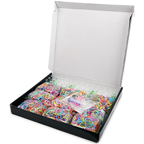 Loom Board Weaving Clips Charms product image