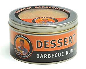 Steven Raichlen Best of Barbecue Dessert Barbecue Rub, 9-ounce